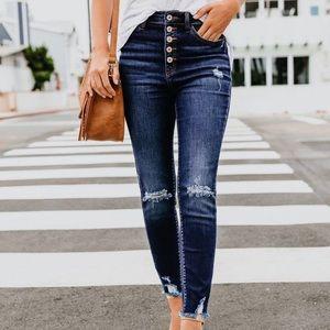 Denim - VICI Jeans. Size 3